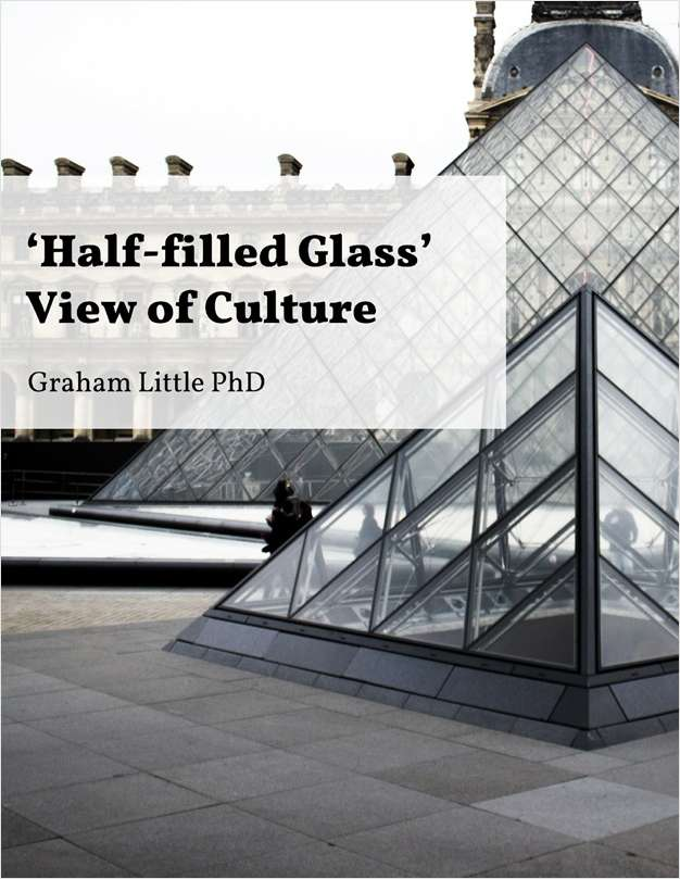 Half-filled Glass' View of Culture