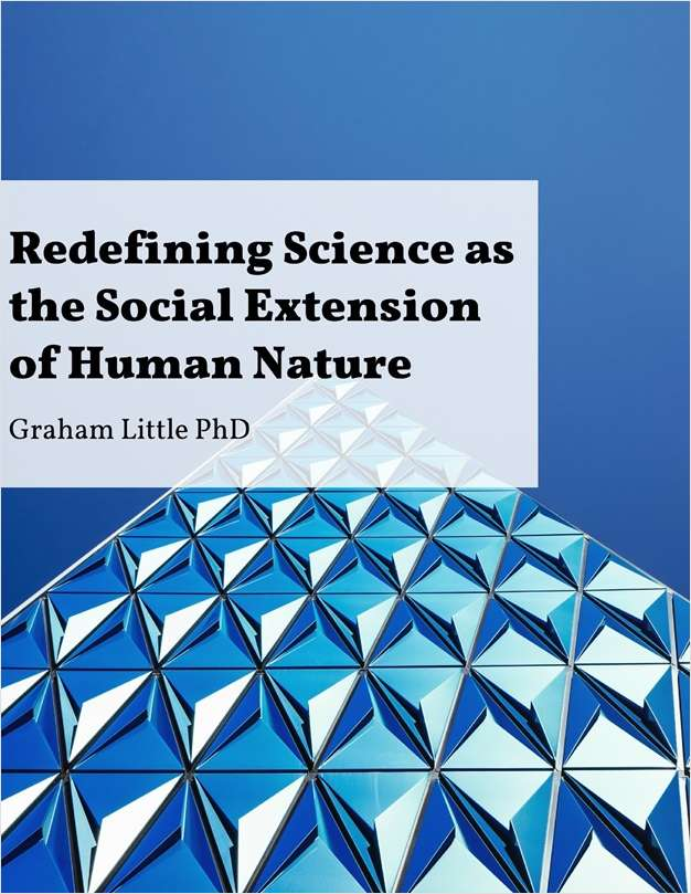 Redefining Science as the Social Extension of Human Nature