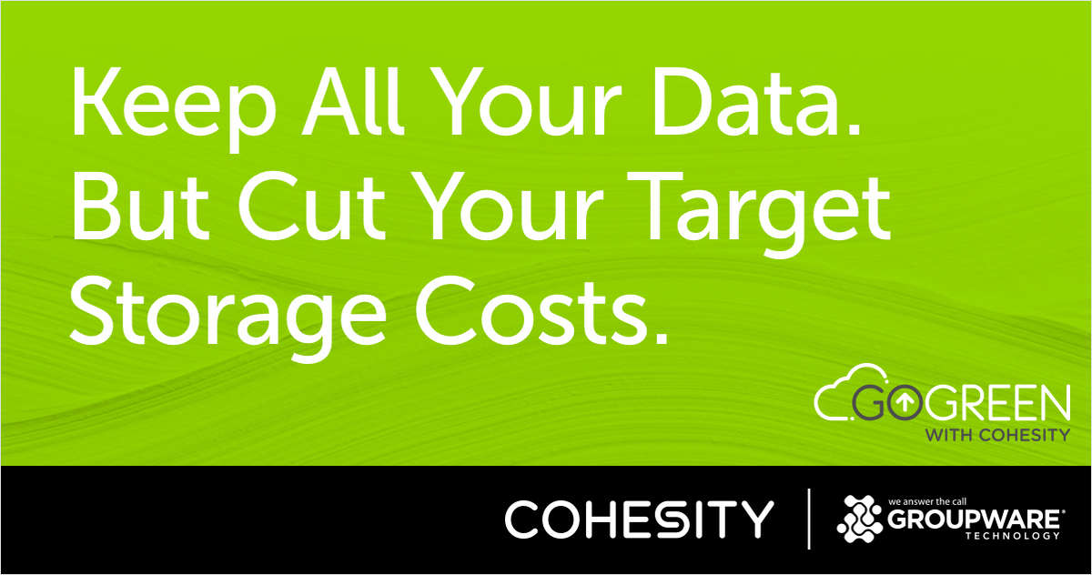 Get a Complimentary Analysis on Target Storage Costs