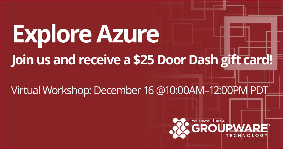 Hands-on Workshop to explore Azure VM and Compute