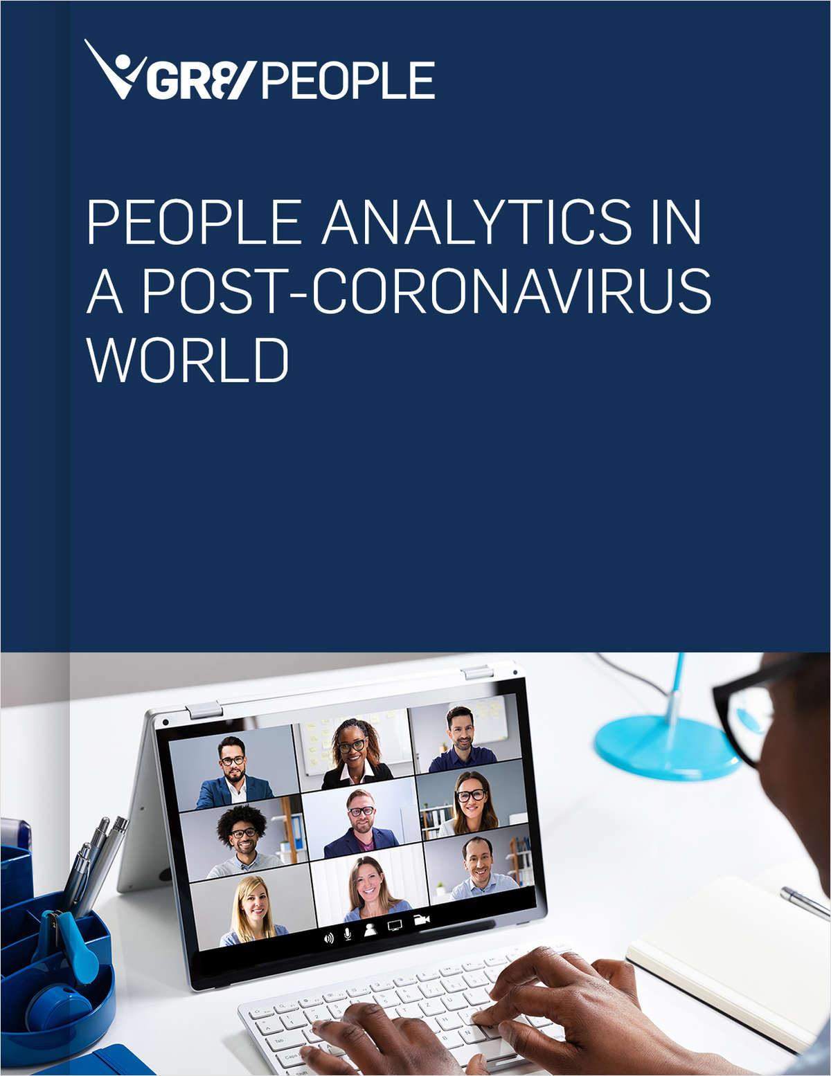 People Analytics in a Post-coronavirus World