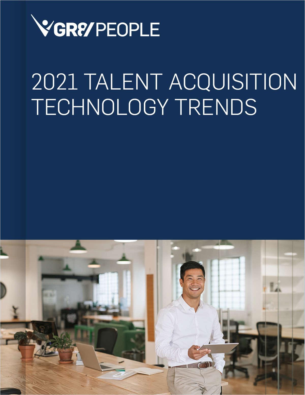 2021 Talent Acquisition Technology Trends