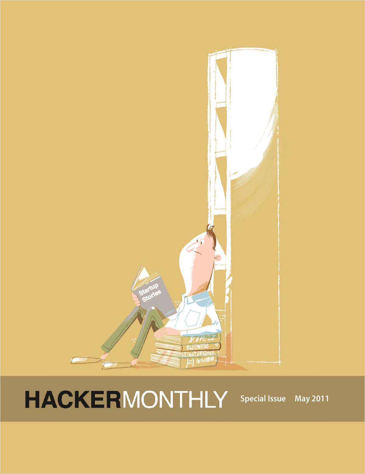Hacker Monthly -- Startup Stories