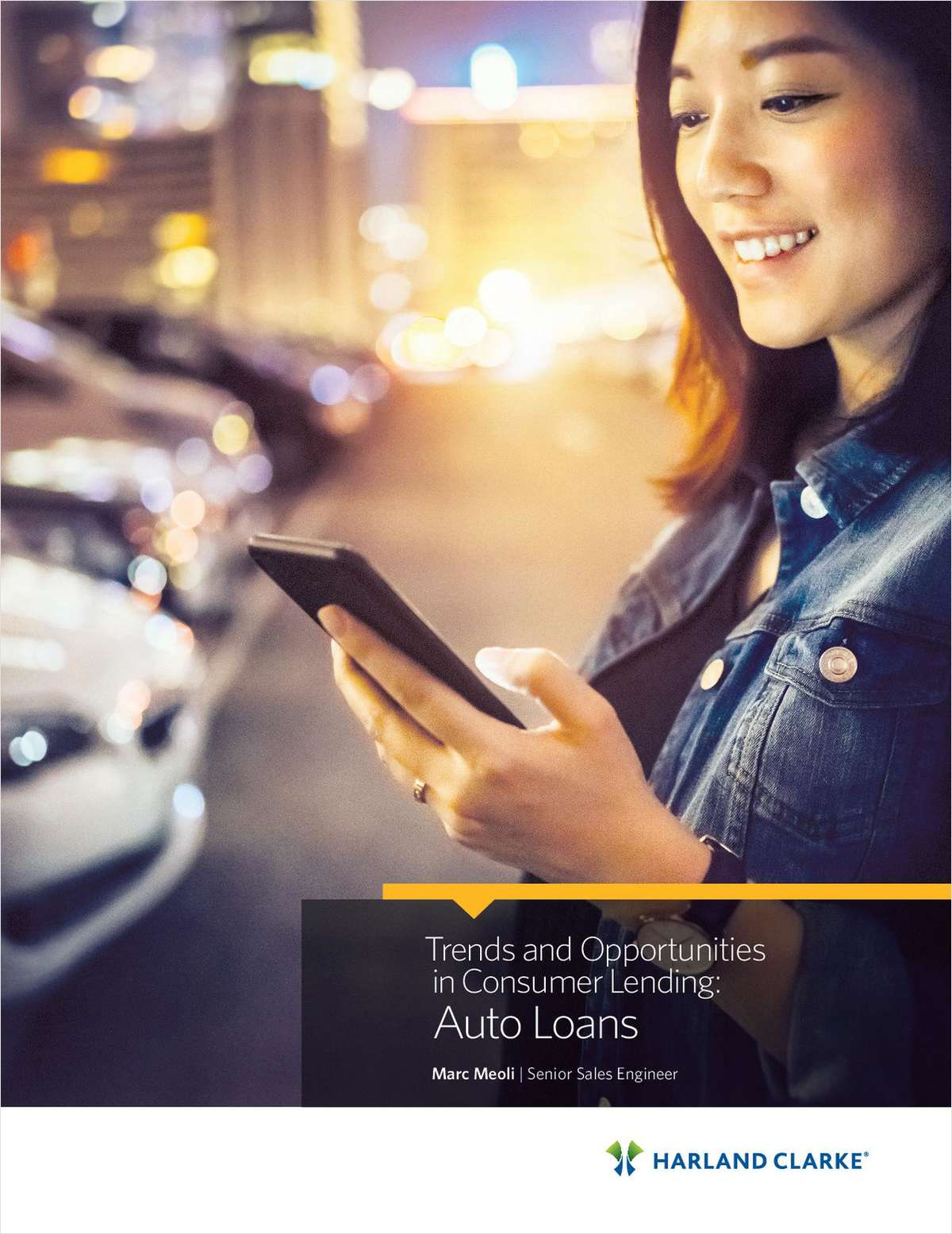 Trends and Opportunities in Consumer Lending: Auto Loans
