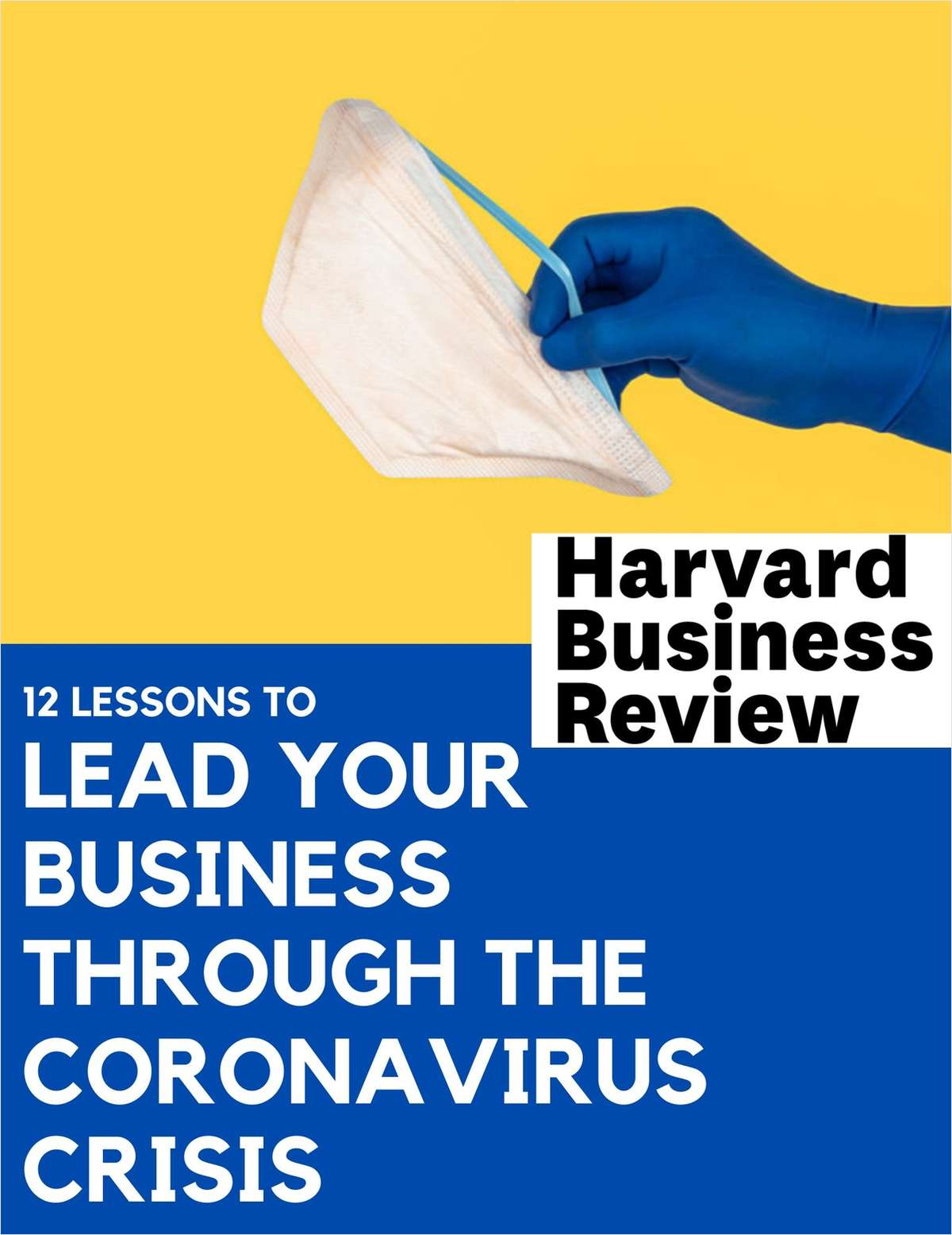 Lead Your Business Through the Coronavirus Crisis