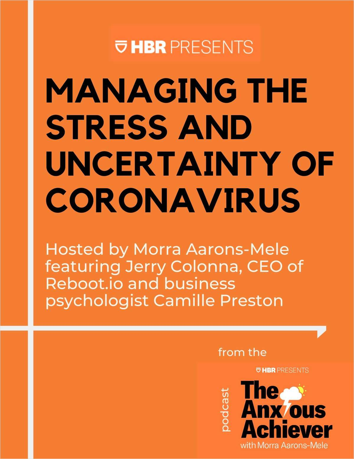 Managing the Stress and Uncertainty of Coronavirus