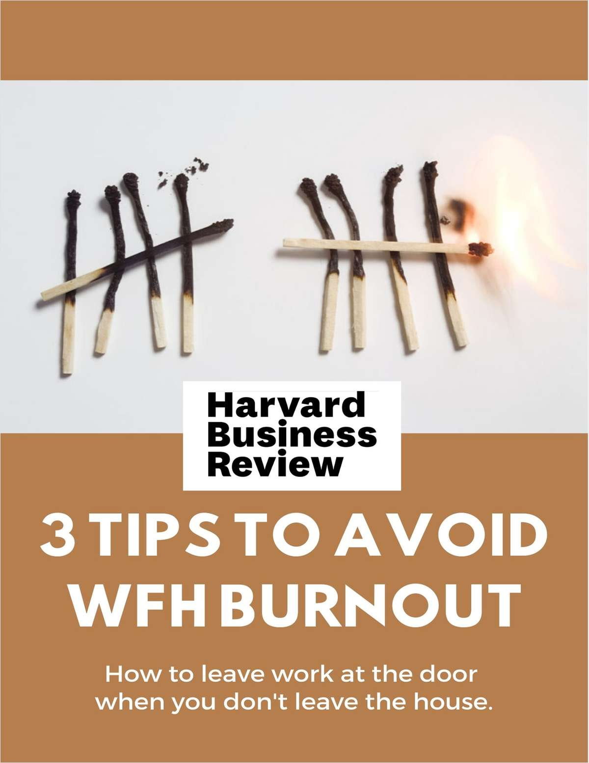 3 Tips to Avoid WFH Burnout