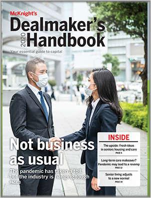 2020 McKnight's Dealmaker's Handbook
