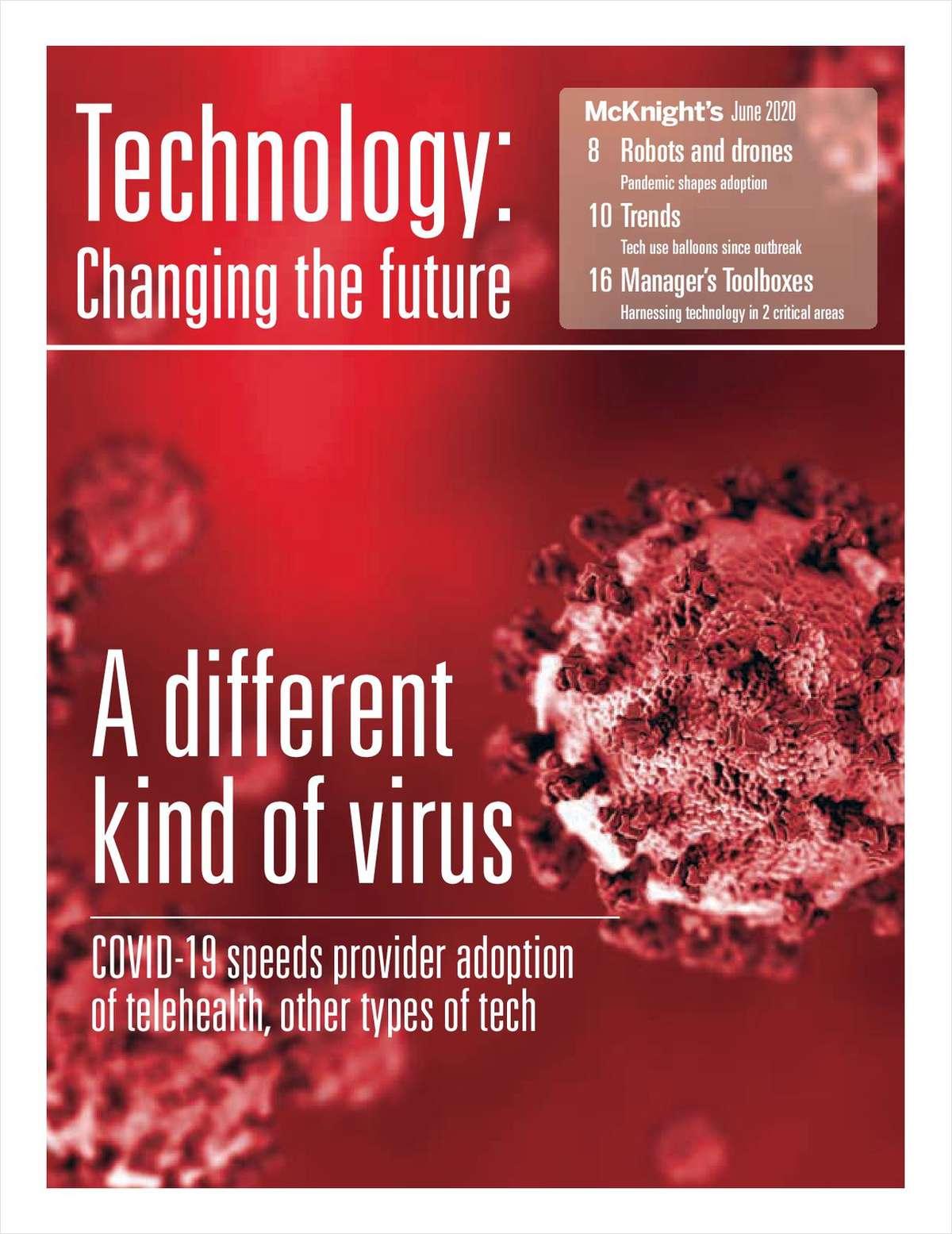 2020 McKnight's Technology Supplement