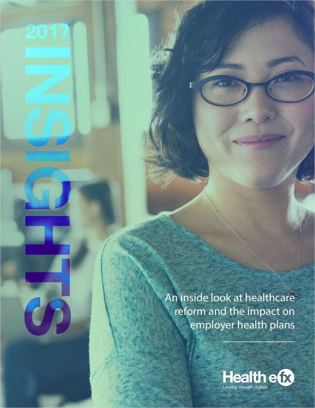 2017 Employer Health Plan Insights