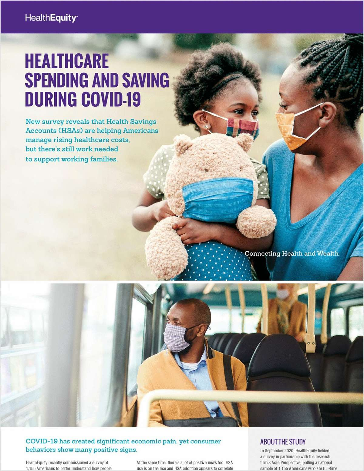Healthcare Spending and Saving During COVID-19