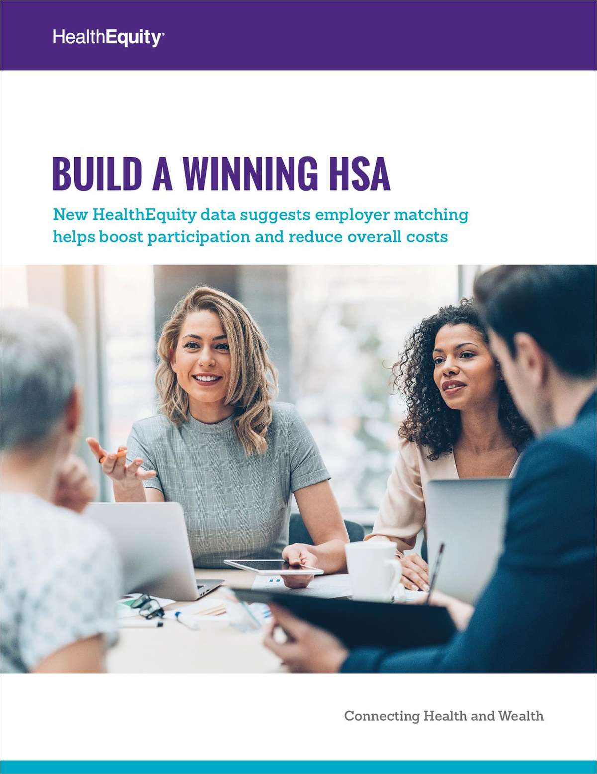 Build a Winning HSA: The Effect of Employer Contribution Matching