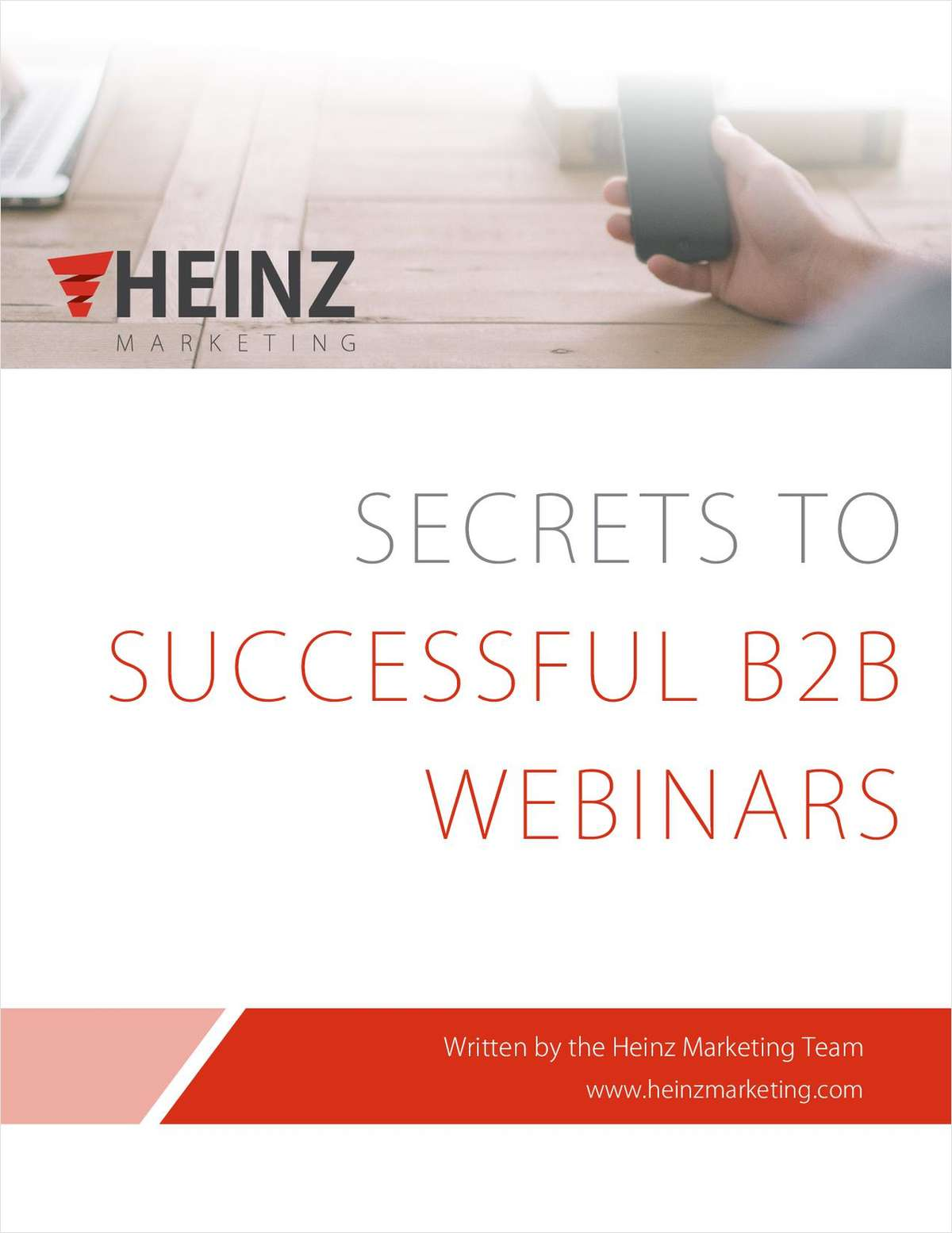 Secrets to Successful B2B Webinars