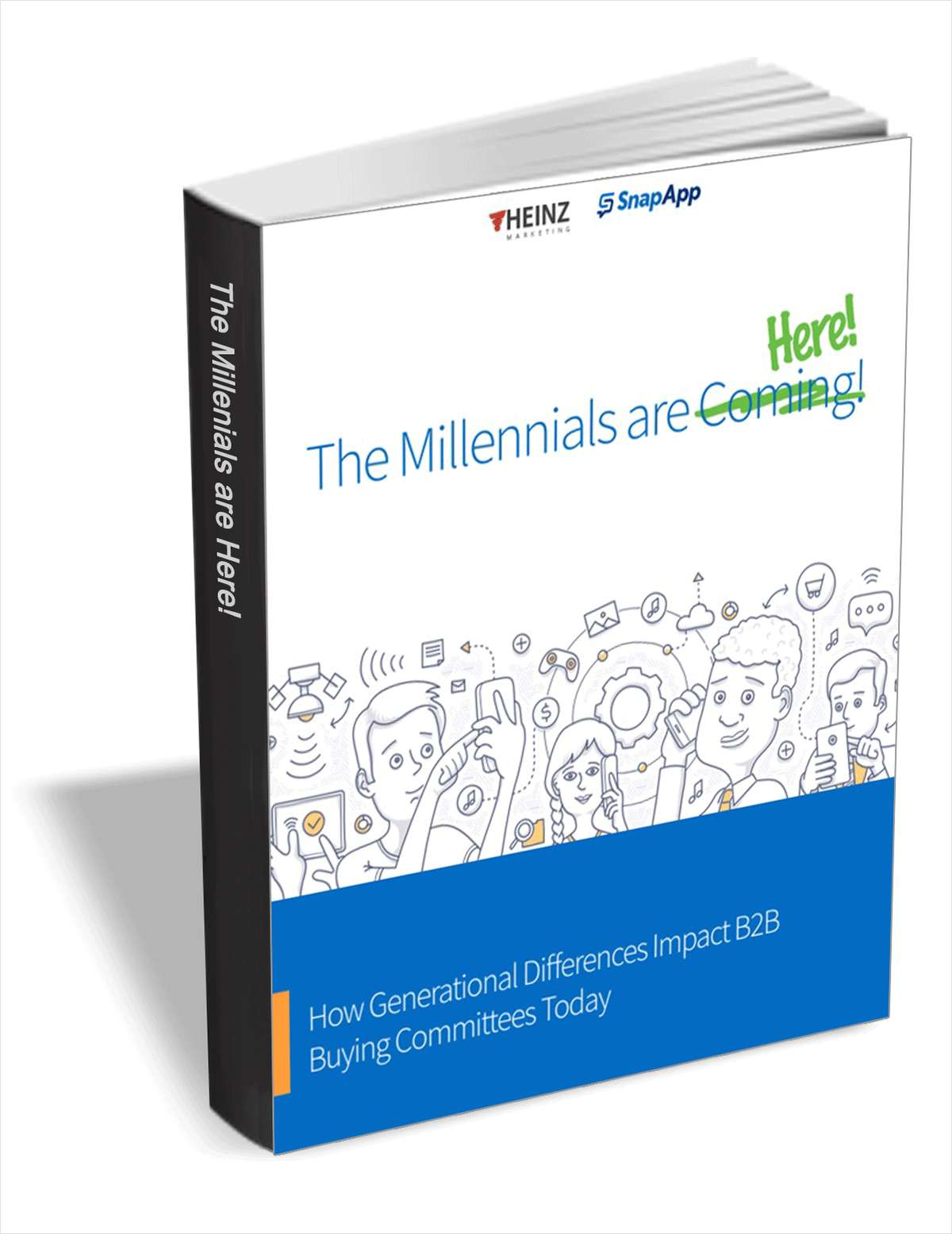 The Millennials are Here - How Generational Differences Impact B2B Buying Committees Today
