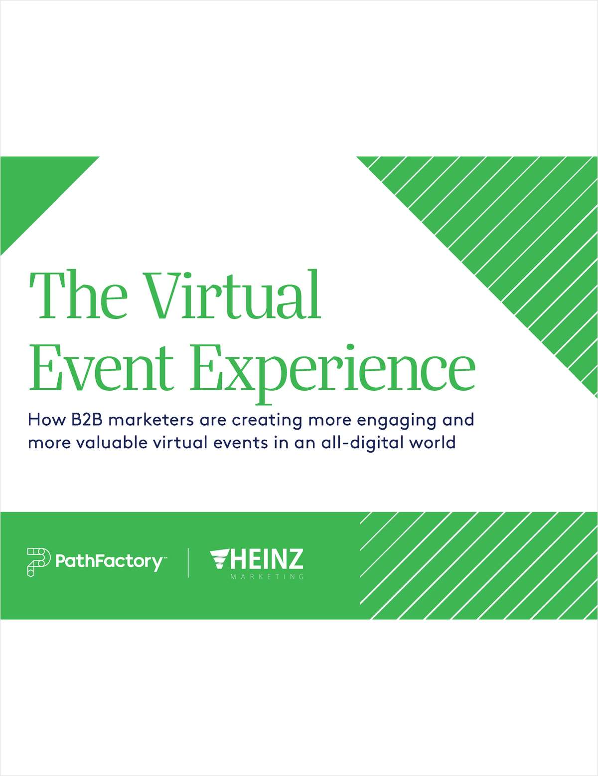 The Virtual Event Experience