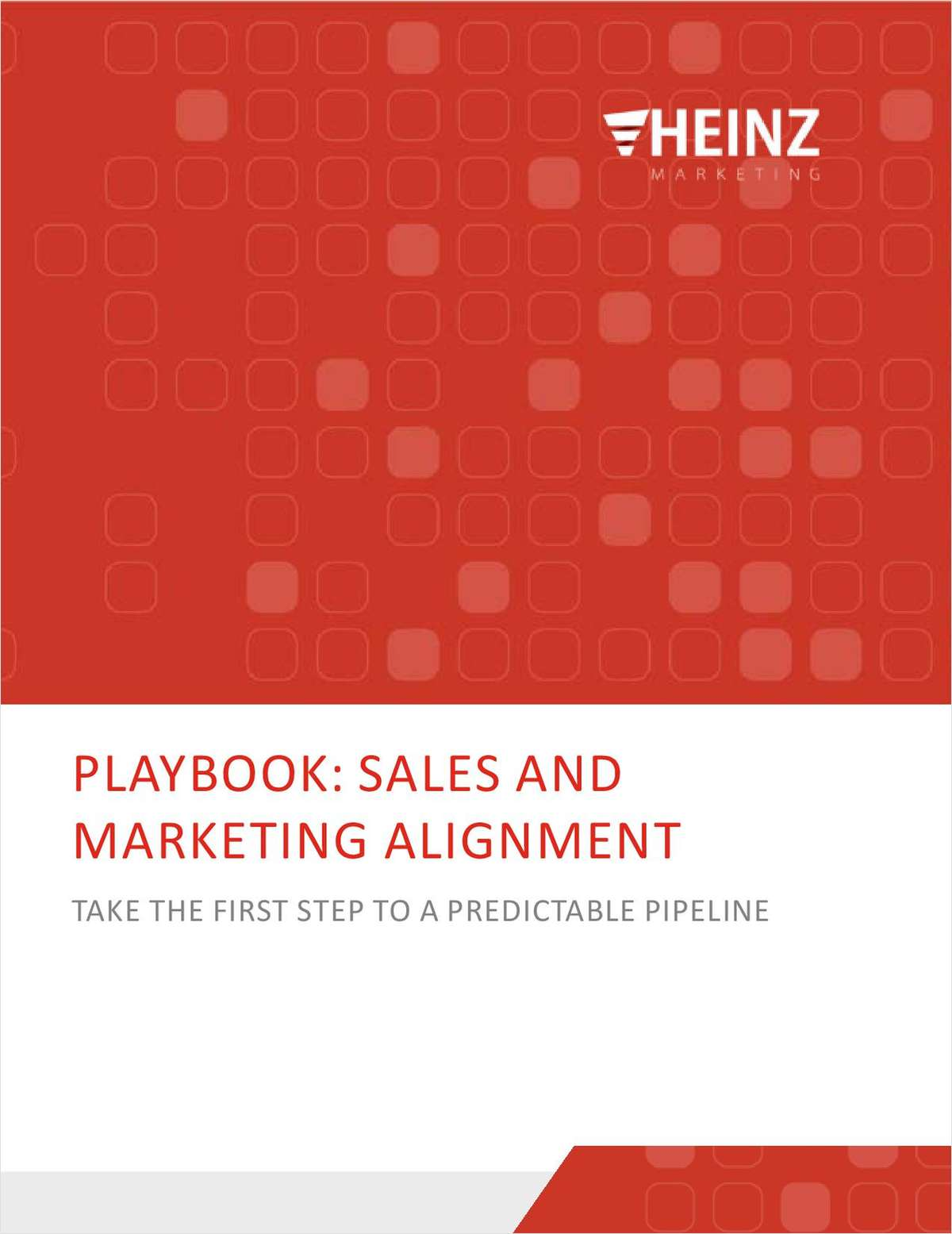 Playbook: Sales and Marketing Alignment