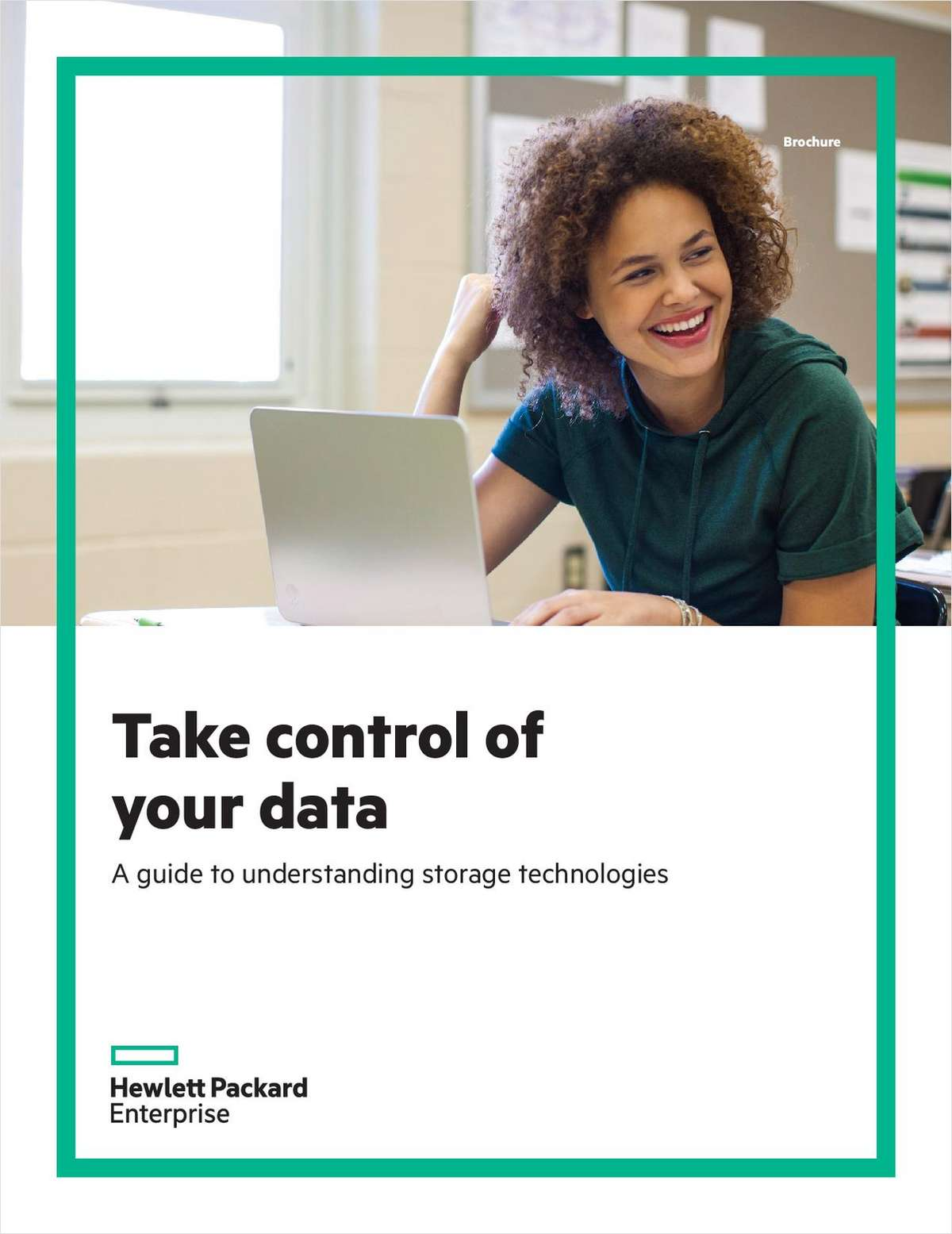 Take Control of Your Data:  A Guide to Understanding Storage technologies