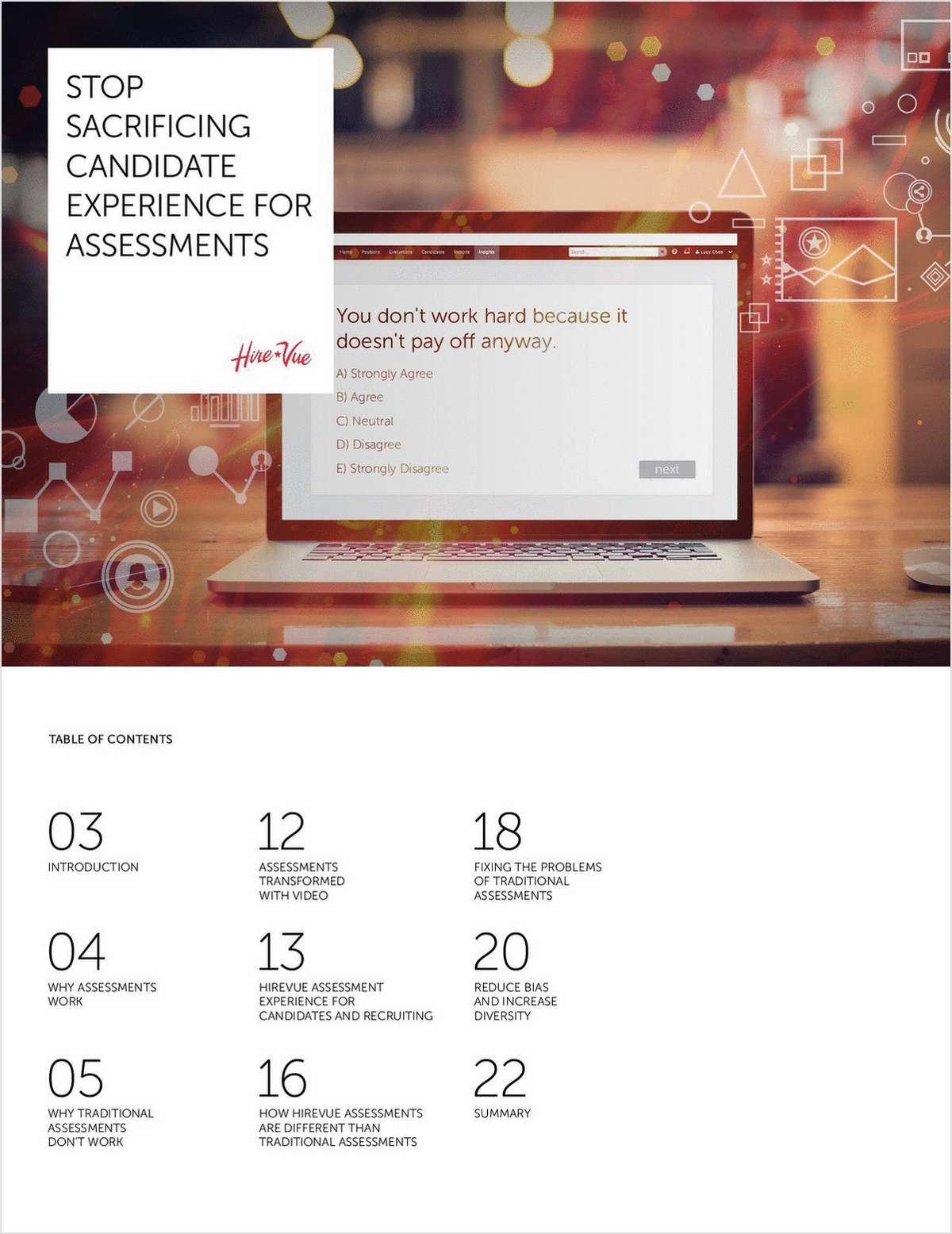 Stop Sacrificing Candidate Experience For Assessments
