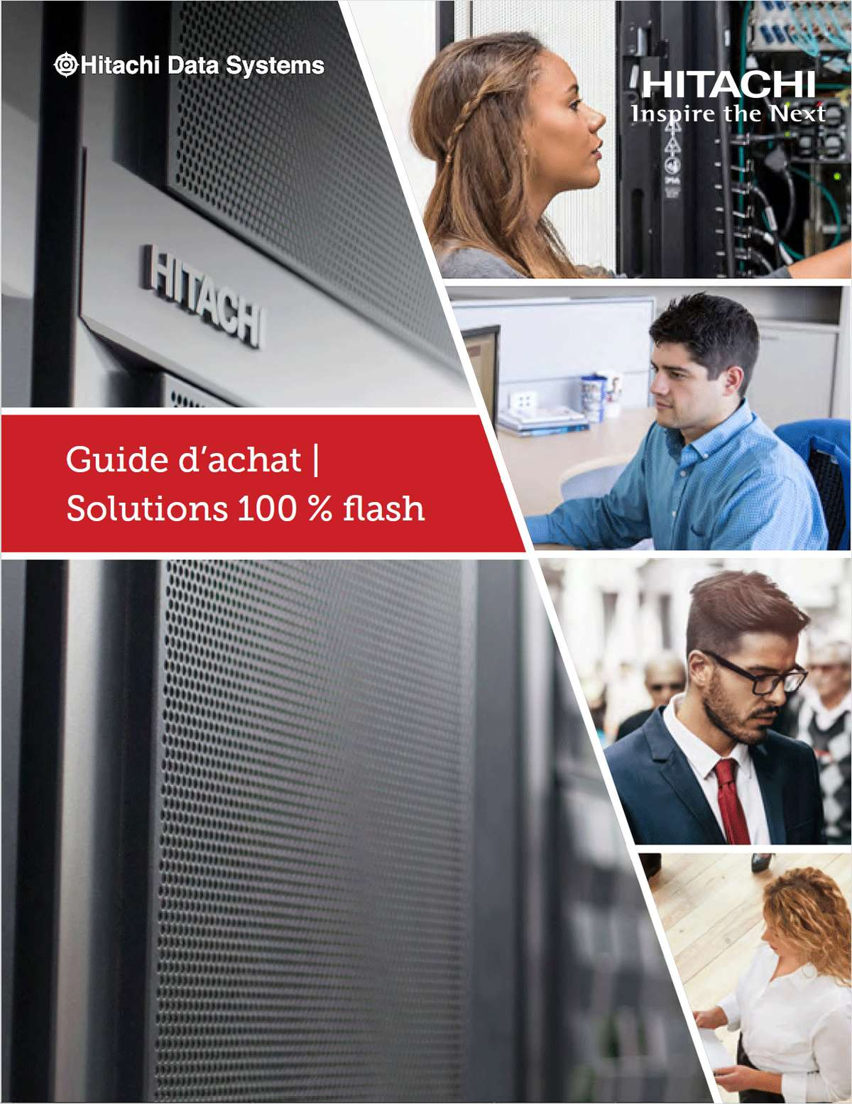 Guide d'achat - Solutions 100 % flash