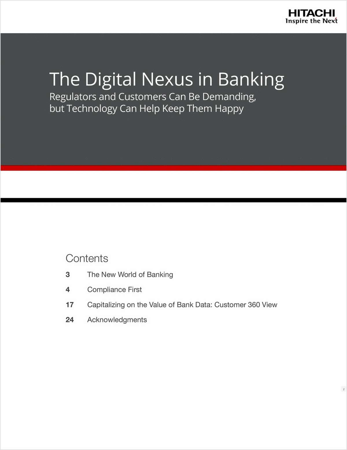 Banking e-Book: How Technology Helps Meet Regulator and Customer Demands