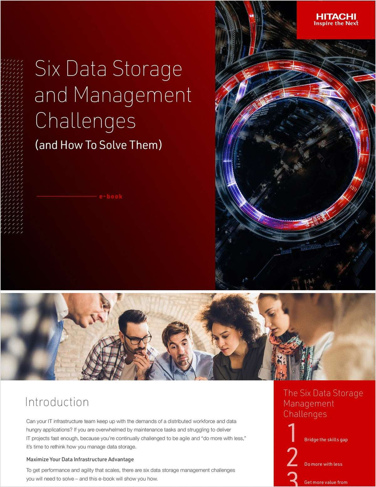 Six Data Storage and Management Challenges (and How To Solve Them)