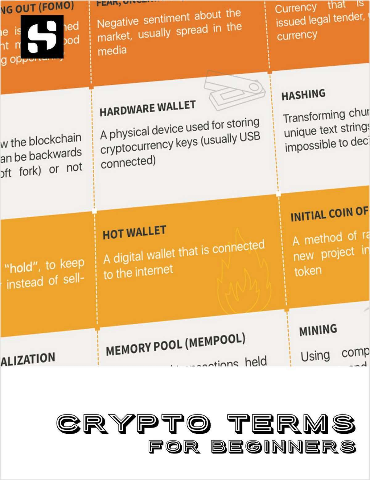 50 Crypto Terms You Need To Know