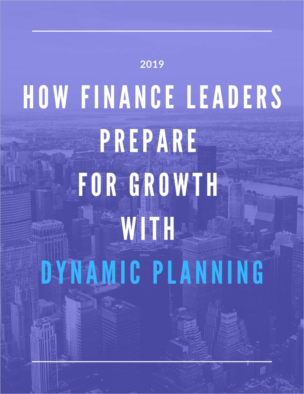 How Finance Leaders Prepare for Growth with Dynamic Planning