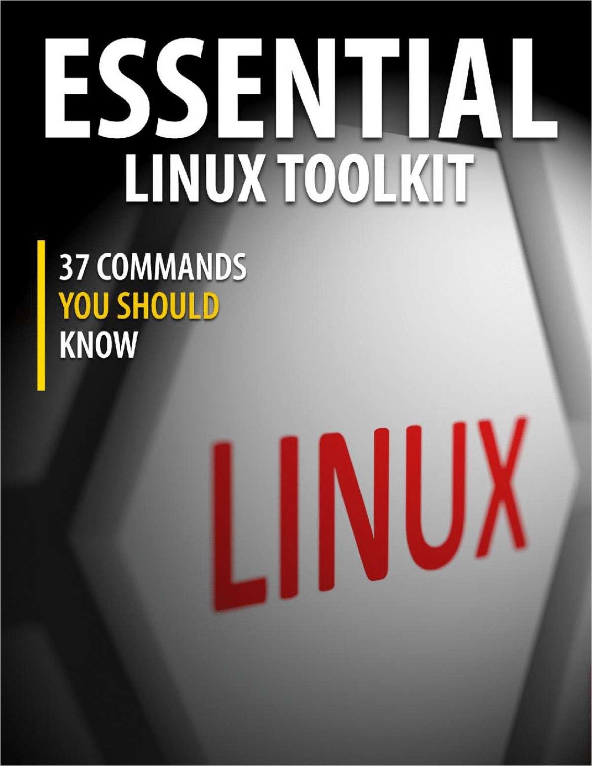 Essential Linux Toolkit