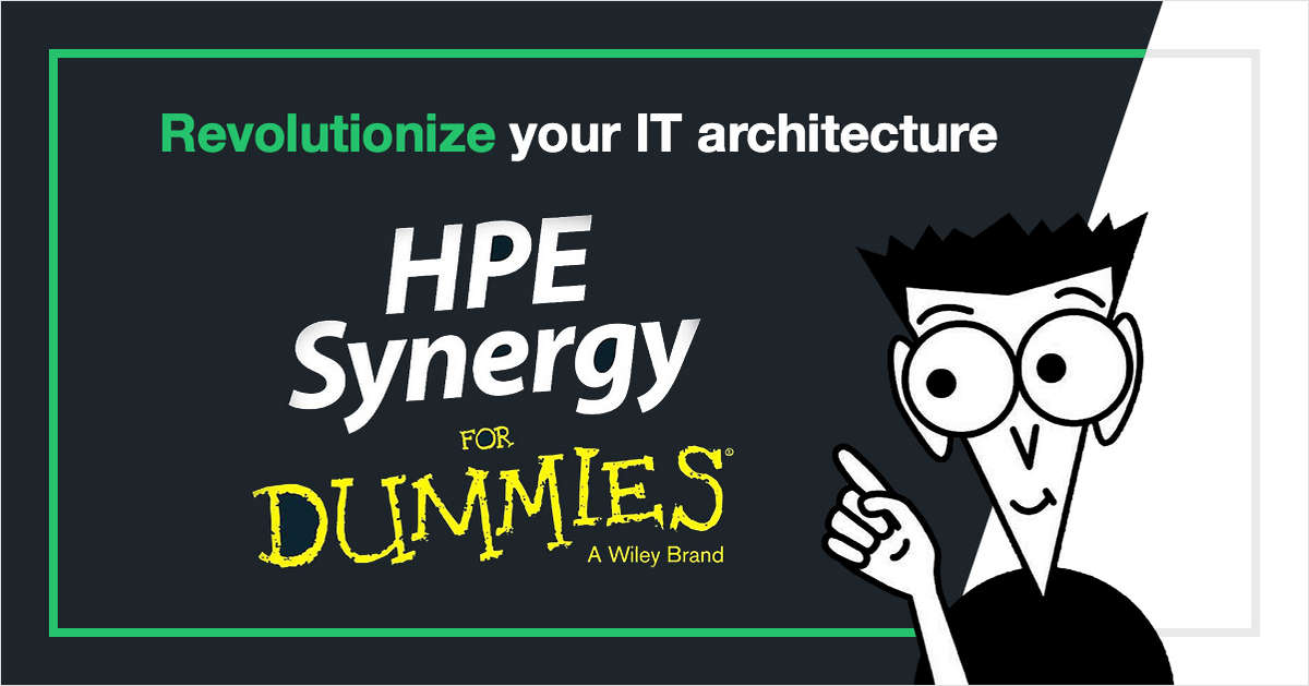 Revolutionize Your IT Architecture