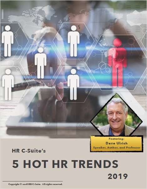 5 Hot HR Strategy Trends 2019
