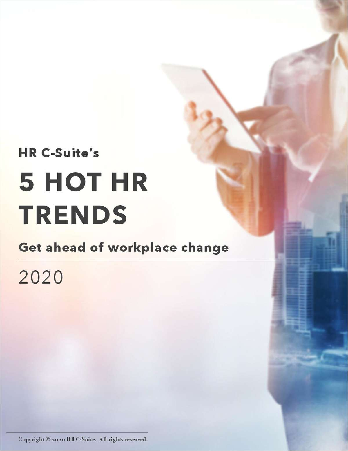 Hot HR Trends for 2020
