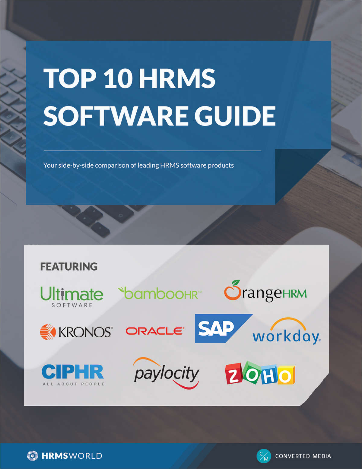 Top 10 HRMS Software 2019 Buyer's Guide