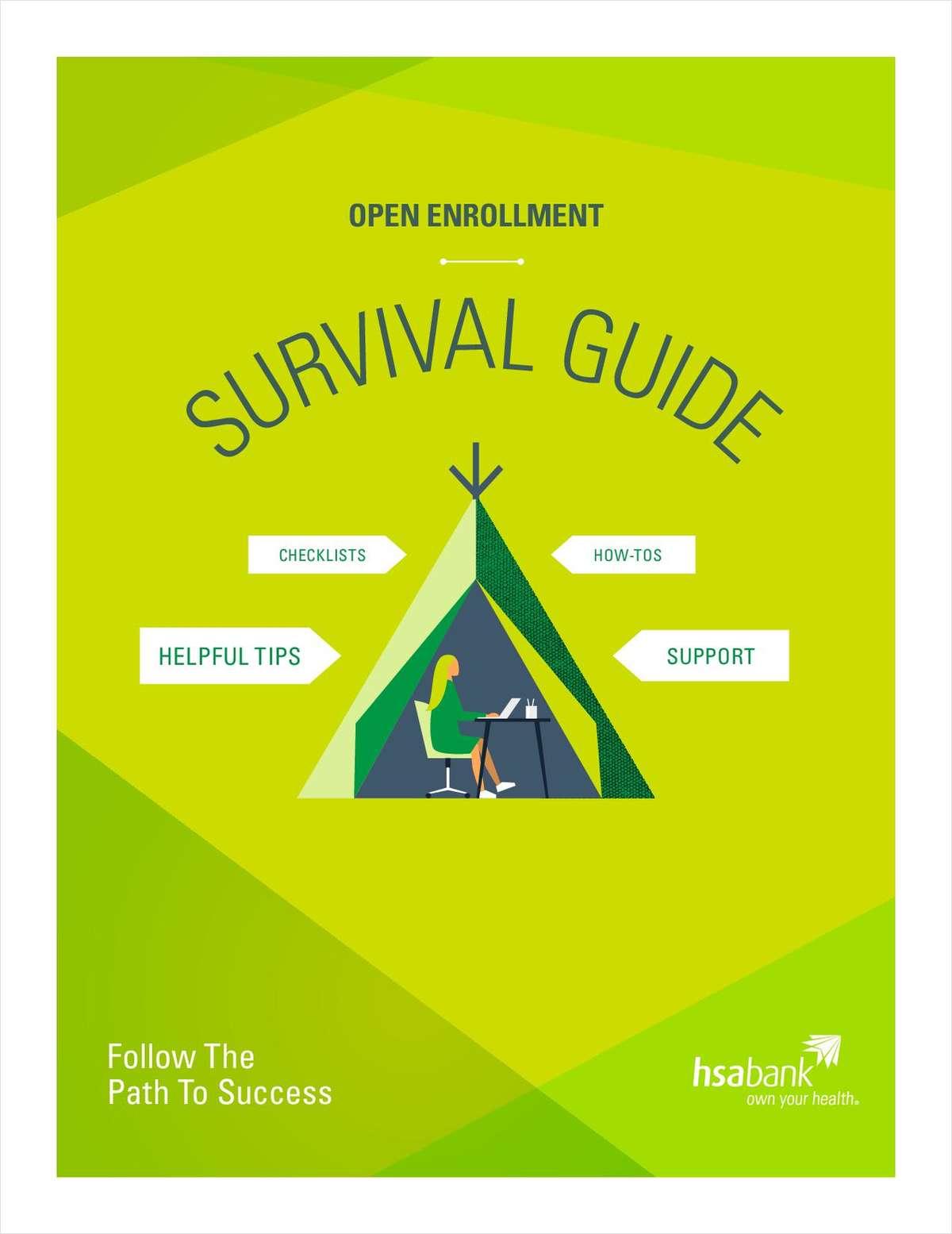 Open Enrollment Survival Guide: Follow the Path to Success