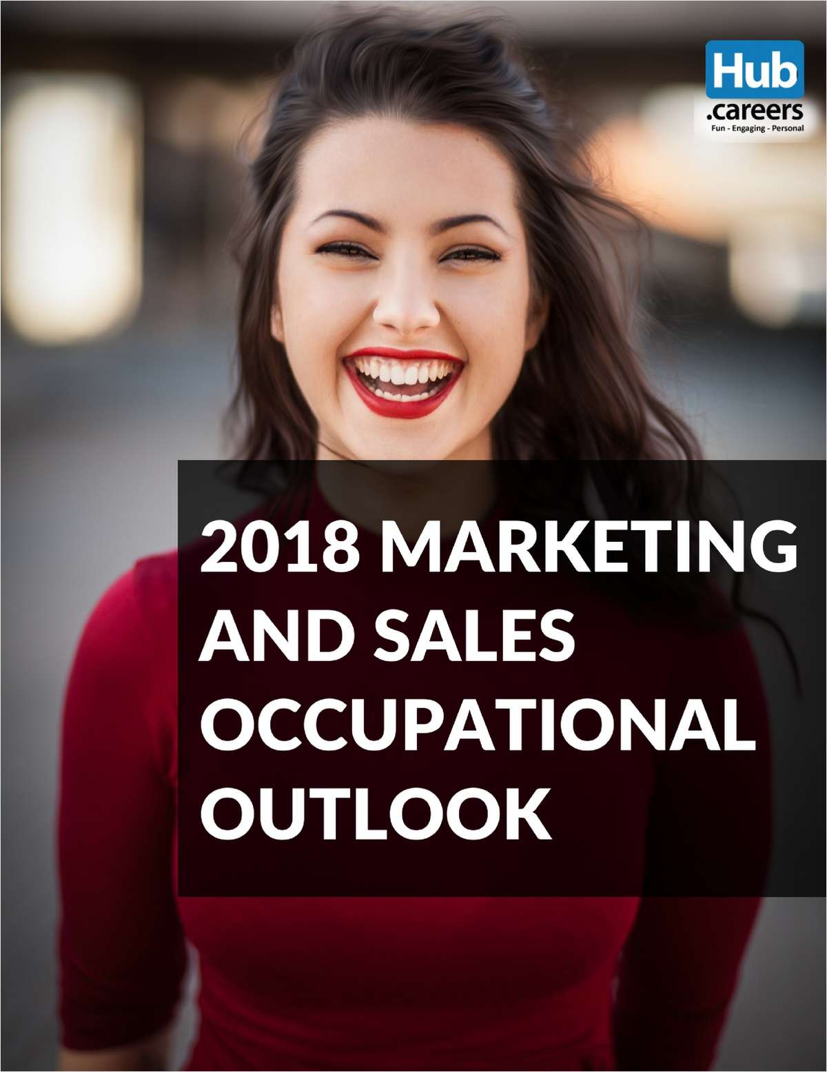 2018 Marketing and Sales Occupational Outlook