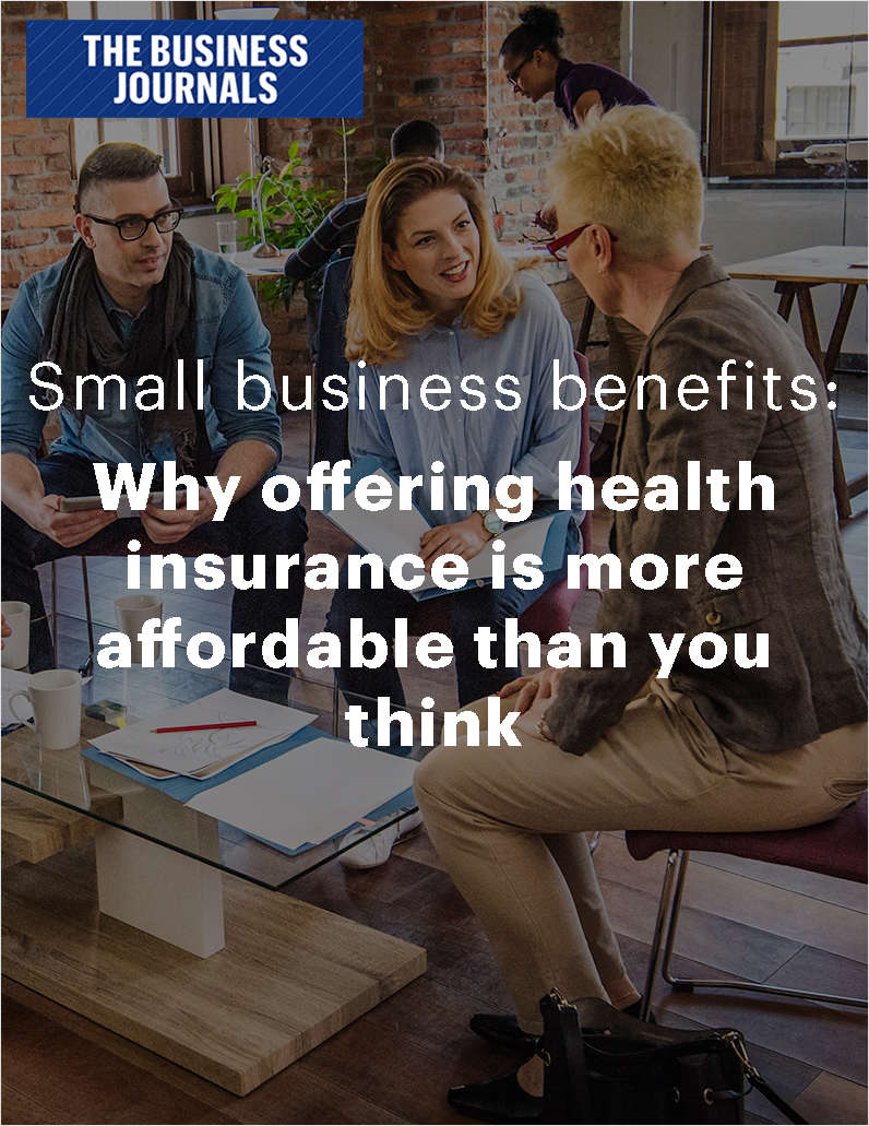 Small business benefits: Why offering health insurance is more affordable than you think