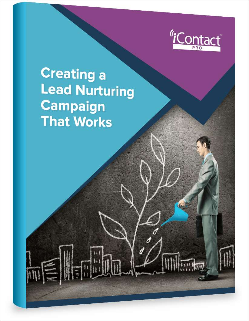 Creating a Lead Nurturing Campaign That Works