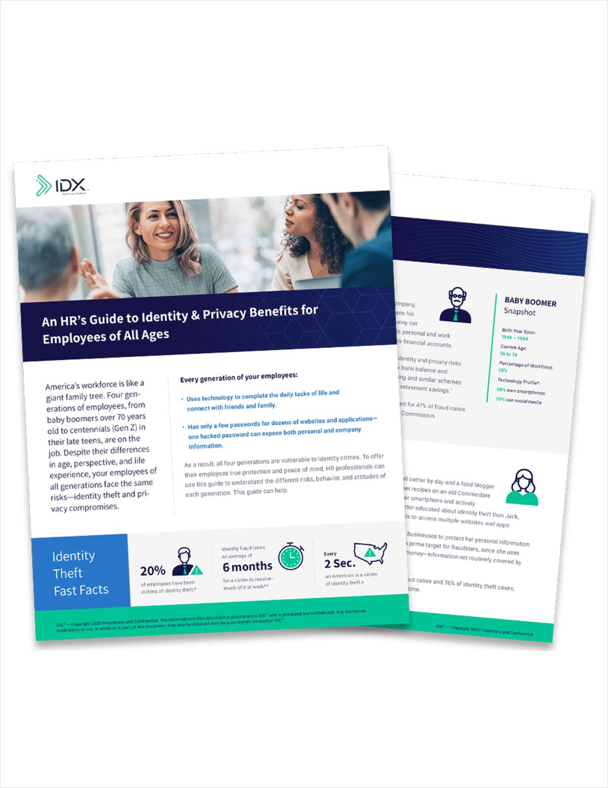HR's Guide to Identity and Privacy Benefits for Employees of All Ages