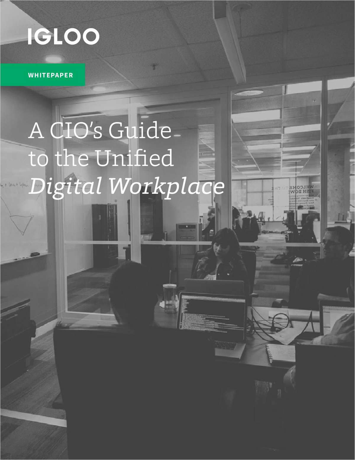 A CIO's Guide to the Digital Workplace