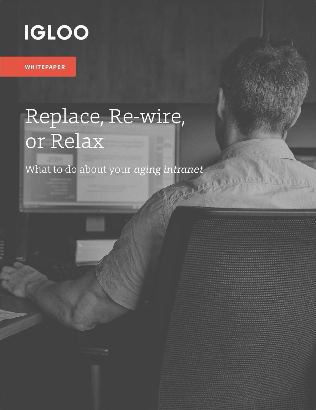 Replace, Re-wire, or Relax
