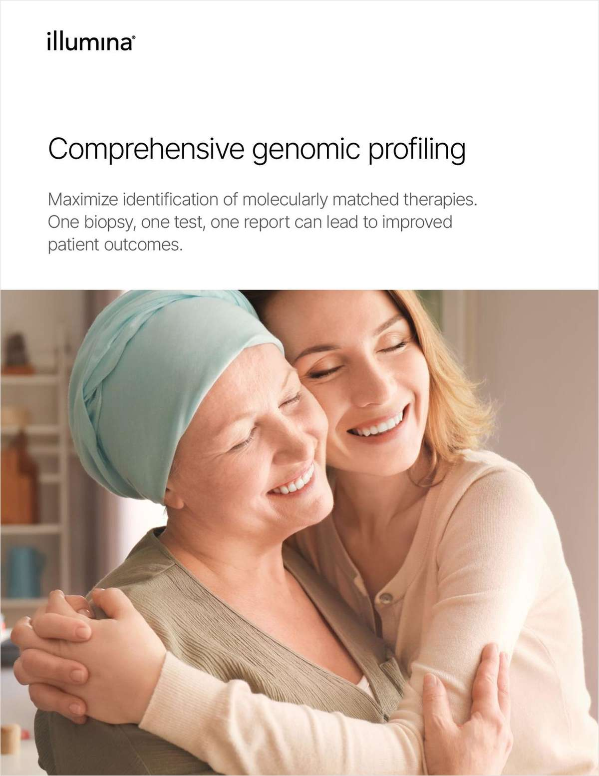 Comprehensive Genomic Profiling: Maximize Identification of Molecularly Matched Therapies