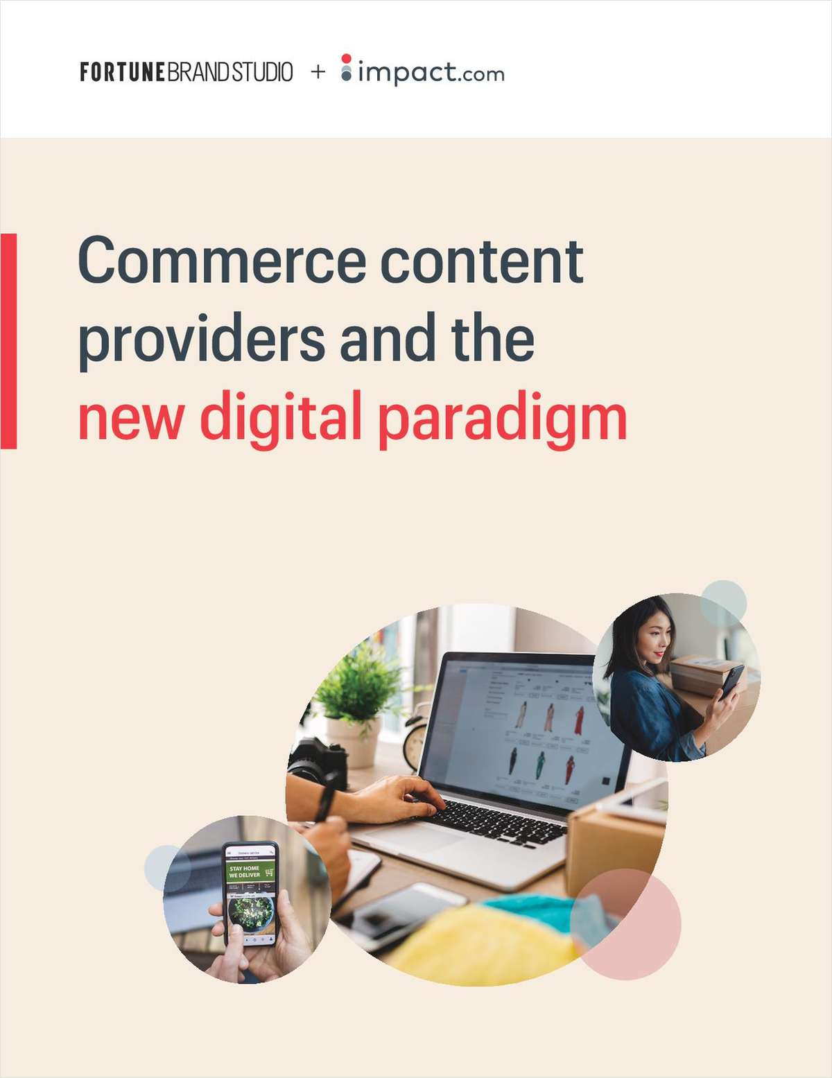 Commerce Content Providers and the New Digital Paradigm