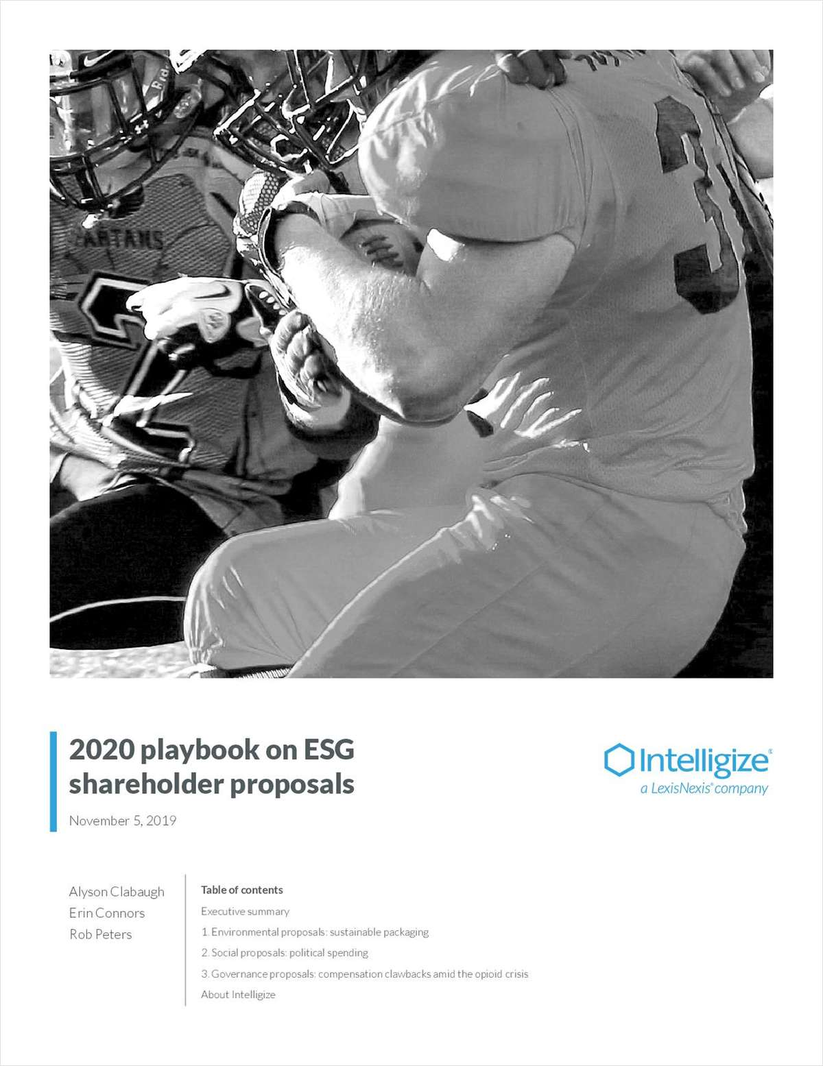 2020 Playbook on ESG Shareholder Proposals: Evaluating last year's proxy vote results