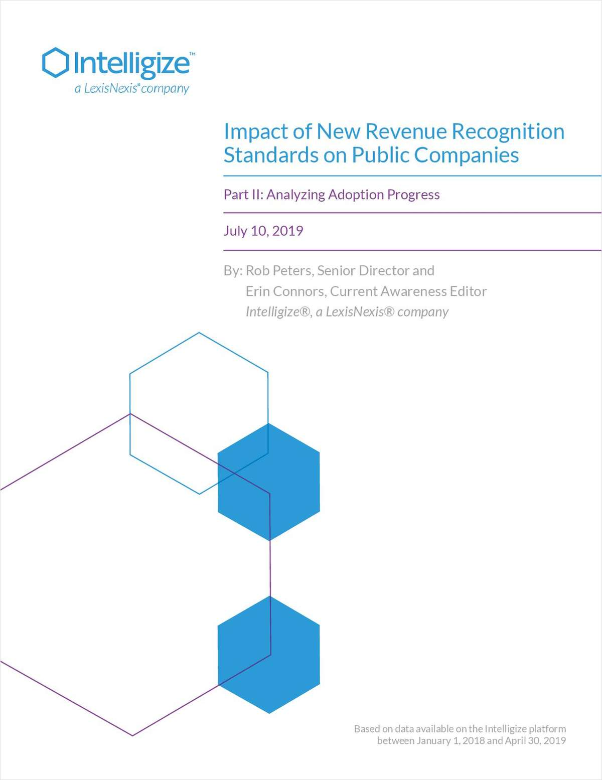 Impact of New Revenue Recognition Standards on Public Companies