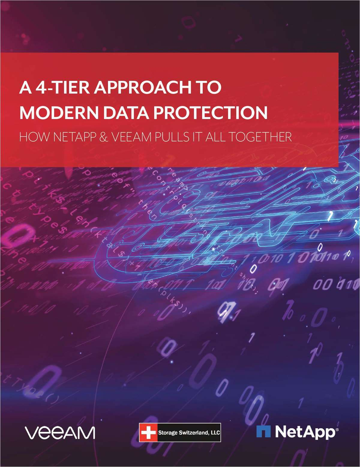 A 4-TIER APPROACH TO MODERN DATA PROTECTION