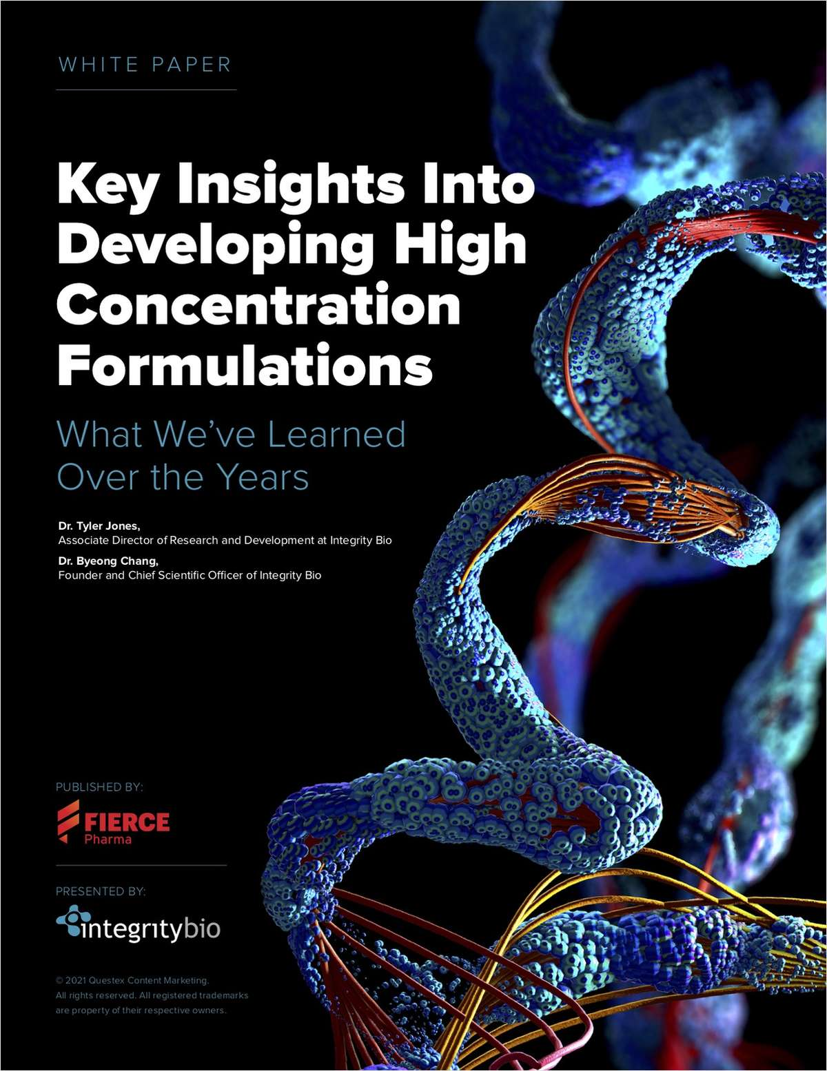 Key Insights Into Developing High Concentration Formulations