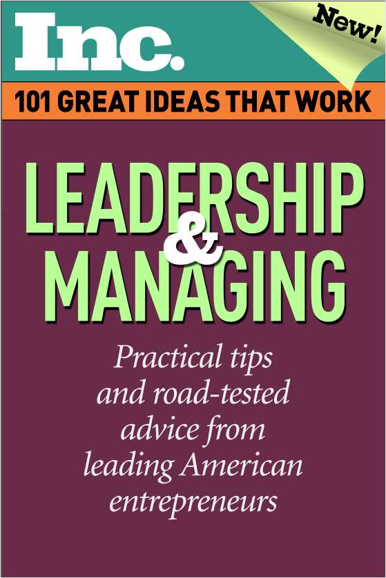 Business Growth Bundle: Video-on-demand access to Inc.'s interview with JJ Ramberg, and Inc.'s '101 Great Ideas That Work' eBook