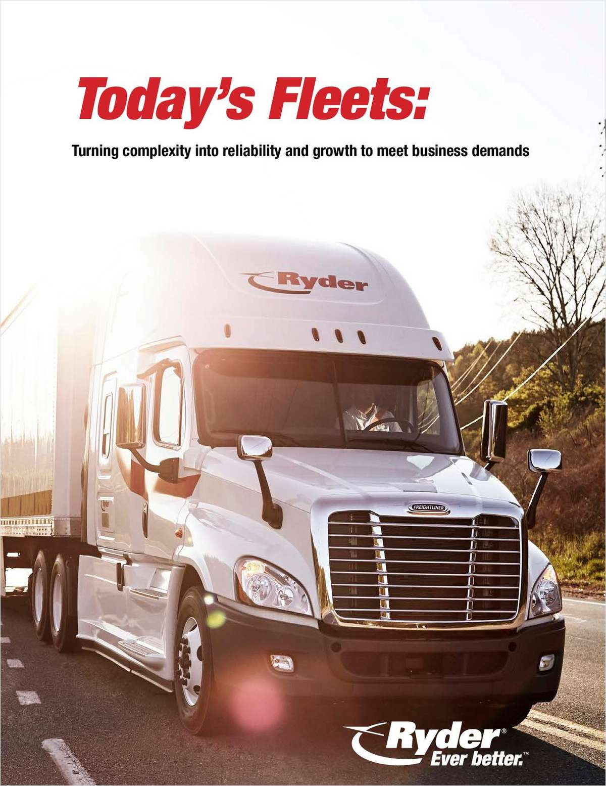 Today's Fleets: Turning Complexity Into Reliability and Growth to Meet Business Demands