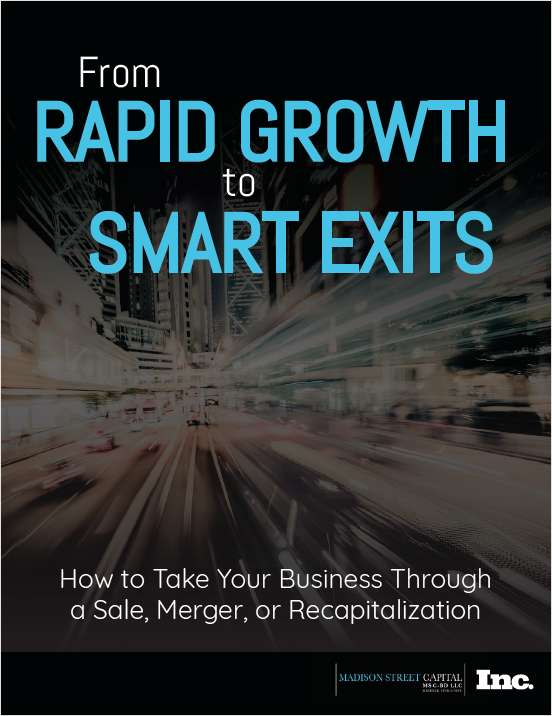 From Rapid Growth to Smart Exits
