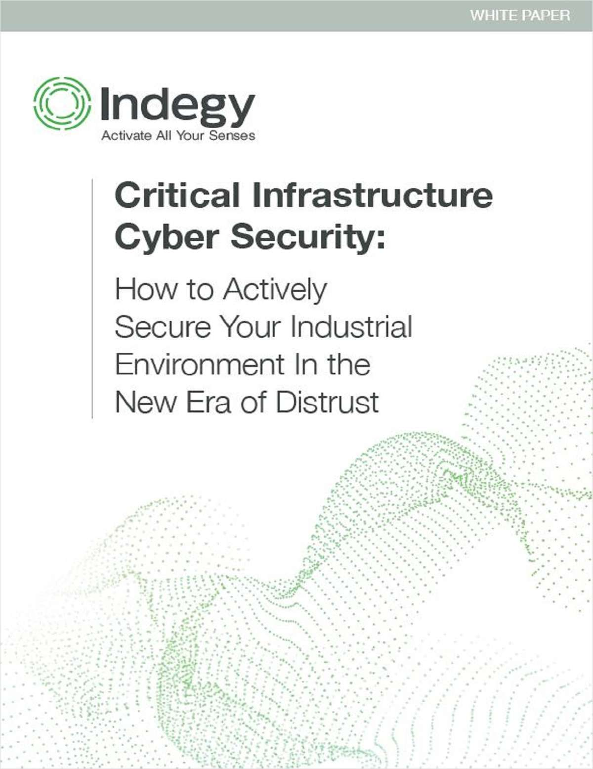 Critical Infrastructure Cyber Security: