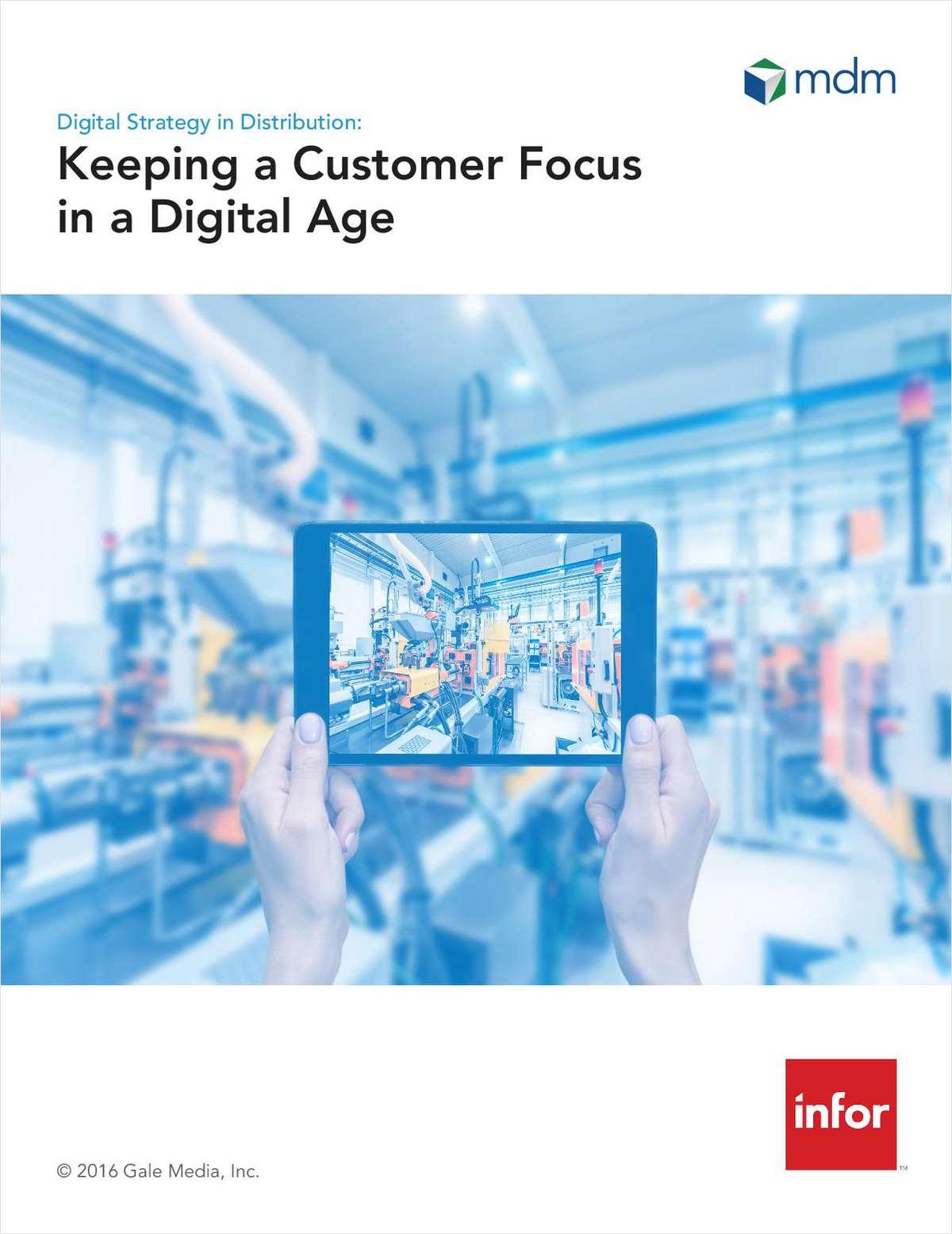 MDM Whitepaper: Keeping a Customer Focus in a Digital Age